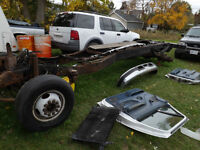 1997 f 450 chassis