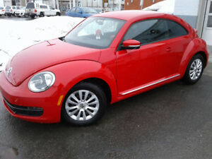 2015 Volkswagen Beetle 1.8 Turbo