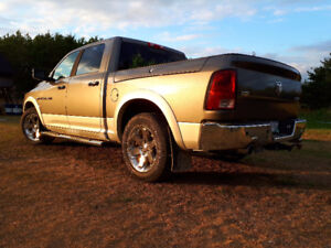 Ram 1500 Laramie with Lifetime Rust Warranty/ $1000 prepaid visa