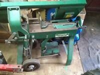 Scie a ruban mobile Greenlee 1399 Portable Band saw