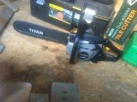 Titan chainsaw