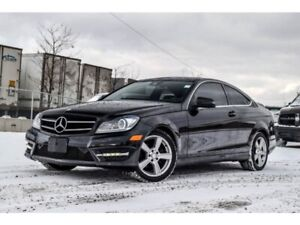 Must See! 2013 Mercedes Benz C-Class C250 Sport! All Leather