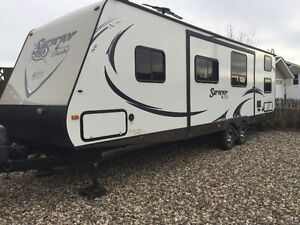 2014 Surveyor Cadet 29' Camper (Like NEW)