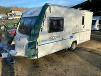 2010 Bailey Ranger gt 60 460/2 Motor mover included