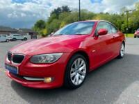 2011 BMW 320D SE COUPE 180BHP JUST SERVICED DAKOTA LEATHER HEATED SEATS XENONS!!