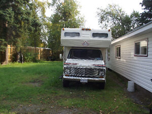 22ft MOTORHOME FOR SALE
