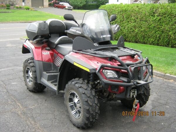 Used 2010 Can-Am Outlander MAX LTD 800, 2010