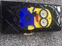New minion mirror purse