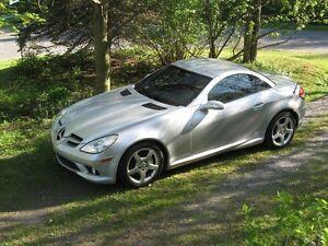 2005 Mercedes-Benz SLK-Class Kit AMG Cabriolet