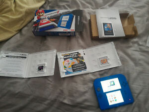 2ds lot! Pokemon Sun + more!