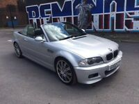 BMW M3 Convertible (SMG) Fully Loaded !!!!!