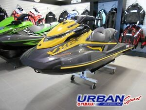 2016 Yamaha Wave Runner VXR
