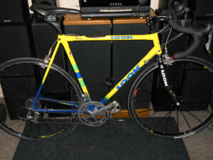LOOK KG 241 TOUR PRO CARBON RACE BIKE 56 CM