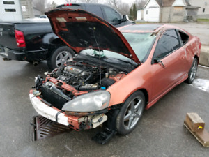 2006 Acura RSX Type S Part Out