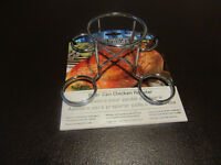Master Forge Beer Can Chicken Roaster - NEW