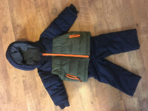 Two Piece Snow Suit 18-24 months