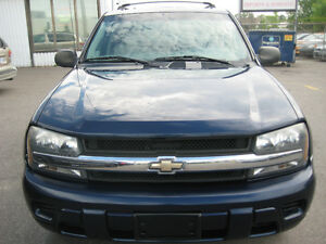 2007 Chevrolet Trailblazer LS SUV, CAR PROOF VERIFIED SAFETY AND