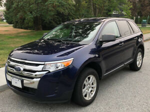2011 Ford Edge SE - under 80,000 KM
