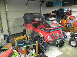 2007 CANAM 800HO,GREAT DEAL