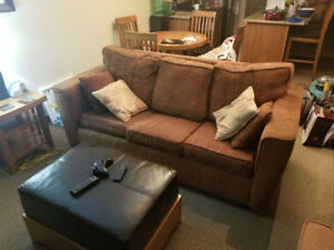 Free pull out couch!