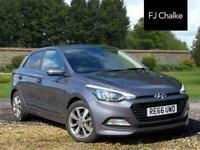 2016 Hyundai i20 1.0 T-GDi Premium (s/s) 5dr Manual Hatchback Petrol Manual