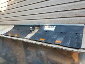 Rock Solid Hitch Mounted Mudflap
