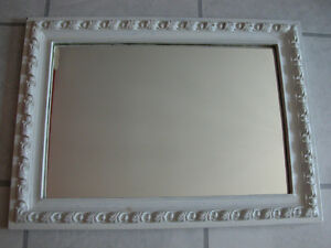 Miroir Sculpté/Carved Mirror