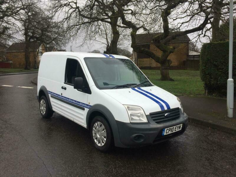 c757909cf2 2010 Ford Transit Connect 1.8TDCi ( 75PS ) T200 SWB