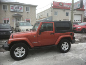 JEEP   WANGLER    2009   4X4    Impecable   Pneus Neuf