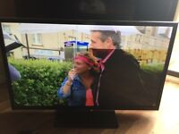 50 inch Panasonic HD tv £80 ONO