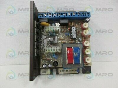 Electrol C-mh-23-787a-cm Speed Control Board Used