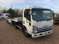 ISUZU TRUCKS FORWARD N62.150 AUTO Isuzu Truck tractor unit mini artic