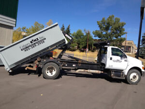 Disposal Dumpster Bin Rental Service in Calgary