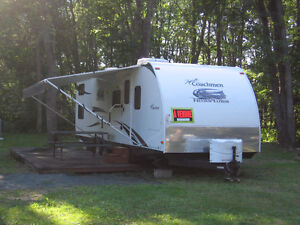 Roulotte Coachmen Freedom express 29se 2013 4 bunk bed