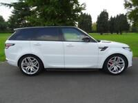 LAND ROVER RANGE ROVER SPORT 3.0 SD V6 AUTOBIOGRAPHY DYNAMIC 2013/63