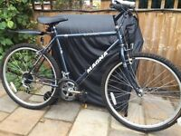 """Mens 21"""" Magna bicycle. Excellent condition. Free lights, mudguards & delivery. D lock available"""
