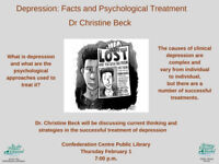 Clinical Deression with Dr. Christine Beck