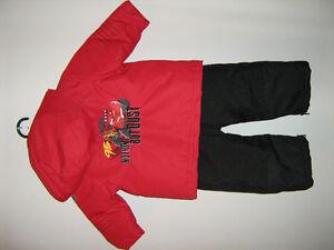 Children's-Infants Disney Pixar Cars Jacket-Ski Pants Combo NEW Belleville Belleville Area image 2