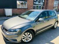 2017 Volkswagen Golf 1.6 TDI SE Nav (s/s) 5dr Hatchback Diesel Manual