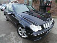 2006 Mercedes Benz C Class 2.1 C200 CDI Sport 4dr 4 door Saloon