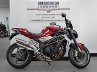 10 REG MV AGUSTA 990R BRUTALE PRISTINE EXAMPLE WITH ONLY 1750 MILES