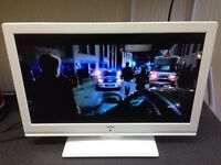 22 INCH BUSH LED TV WITH DVD COMBO FREEVIEW AND REMOTE SMETHWICK £50