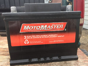 Truck and car battery's