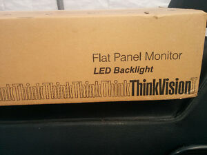 lenovo 19 inch lcd flat screen