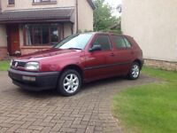 MK3 VW Golf 1.8 Driver Breaking