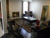 BEAUTIFUL WALKOUT APARTMENT IN PICKERING