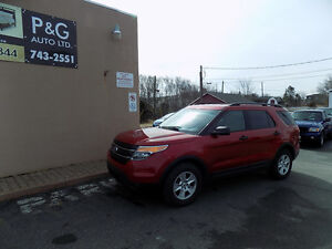 2011 Ford Explorer 4WD, $ 19,500.00 Call 727-5344