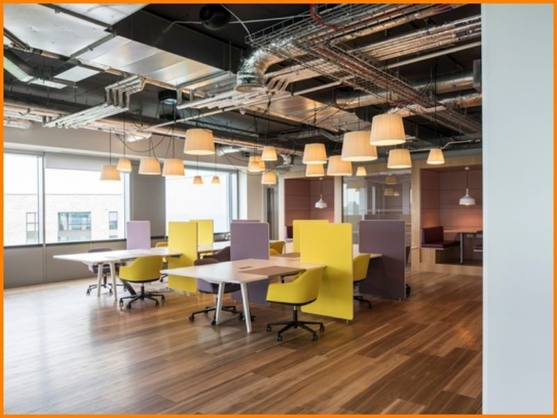 Coworking And Office Space Park Royal Nw10 For Rent