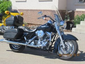 05 Road King with Huge Power Jims 120 engine (cost $16,000 new)