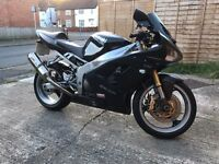 Kawasaki Ninja zx636 B1h 600cc in black, long mot, Hpi clear, warranted miles, Px welcome
